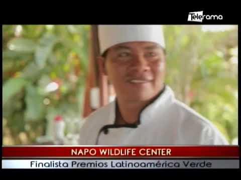 Napo Wildlife Center finalista premios Latinoamérica Verde