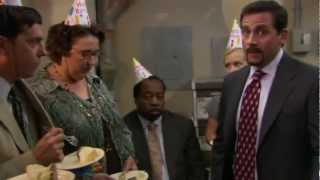 The Office Season 5 Bloopers Very Funny Lol