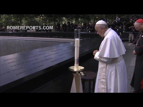 Discursos y homilías de Papa Francisco en EEUU y Cuba