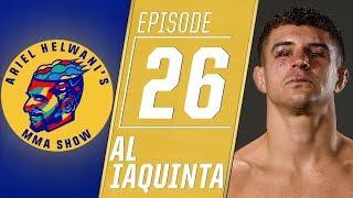 Video Al Iaquinta critiques Kevin Lee's mentality, calls out Conor McGregor | Ariel Helwani's MMA Show MP3, 3GP, MP4, WEBM, AVI, FLV Desember 2018
