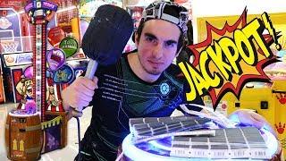 Video COMO GANAR MUCHOS TICKETS EN WHACK & WIN | GANAR EL JACKPOT MP3, 3GP, MP4, WEBM, AVI, FLV Mei 2019