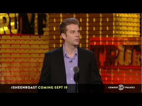 Best of Roasts Past - Anthony Jeselnik - Roast the Ones You Love (Comedy Central)