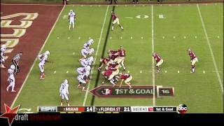 Tre' Jackson vs Miami (2013)