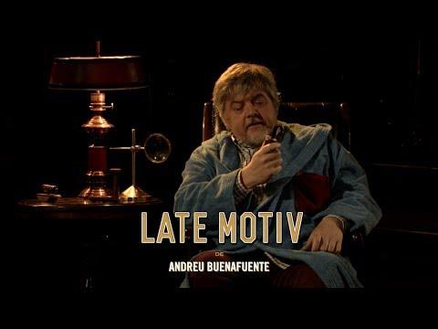 LATE MOTIV - Javier Coronas. Recién llegado de Washington DC | #LateMotiv333