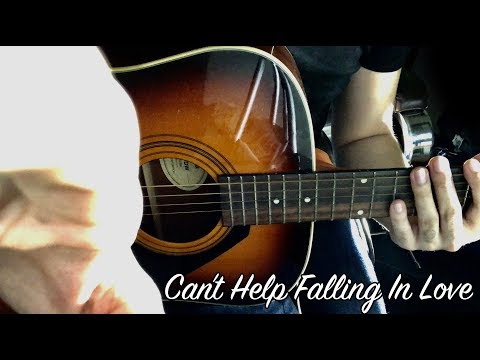 Can't Help Falling In Love (Elvis Presley) by Teme Abdullah