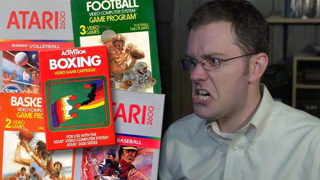 Atari Sports – Angry Video Game Nerd – Episode 109