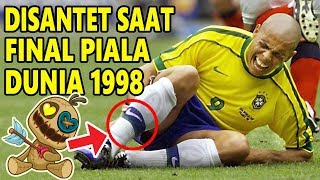 Download Video RONALDO DISANTET DI FINAL PIALA DUNIA 1998?? Inilah Ilmu Hitam Sejarah Sepakbola MP3 3GP MP4