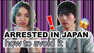 Video 10 MISTAKES THAT CAN GET YOU ARRESTED IN JAPAN MP3, 3GP, MP4, WEBM, AVI, FLV Desember 2018