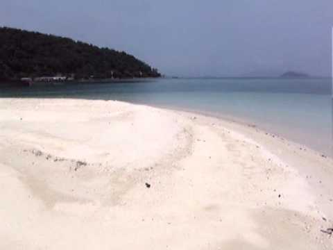 Koh Kham island beach