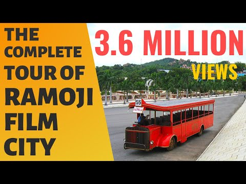 Ramoji Film City, Hyderabad - The Complete Tour 2017