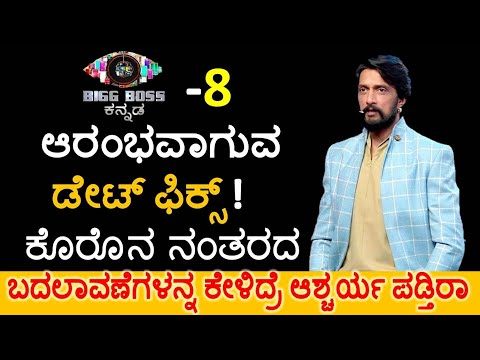 ಬಿಗ್ ಬಾಸ್ ಆರಂಭವಾಗುವ ಡೇಟ್ ಫಿಕ್ಸ್! Bigg boss Kannada season 8 | Colors Kannada | Kannada News