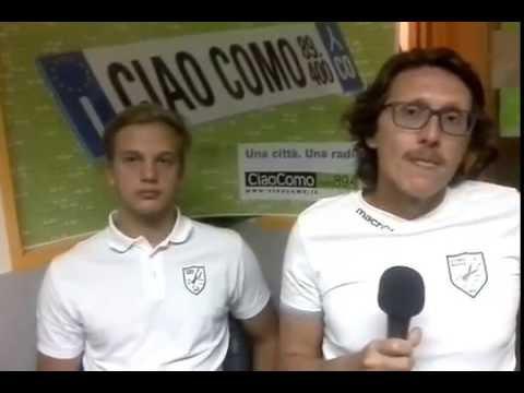 La Comonuoto presenta le sue novità: Bulgheroni e Pozzi