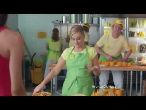 TV Commercial - Old Navy - Dresses - Featuring Amy Poehler