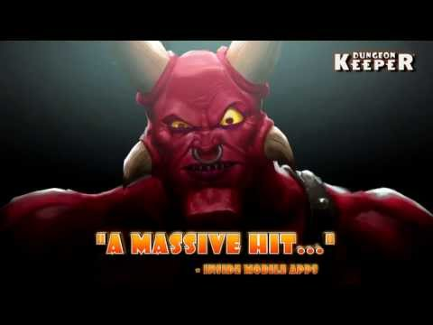 Video of Dungeon Keeper