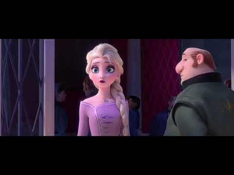 Filim animasi Frozen II part 3 subtittel Indonesia dari waly Desney