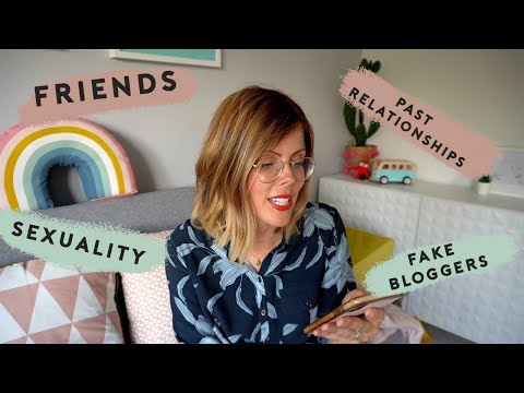 Q&A (FEELING LIKE A FAILURE, MOVING HOUSE, FRIENDSHIPS & FAKE STUFF ONLINE)