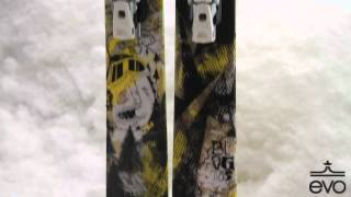 2013 Atomic Blog Ski Review
