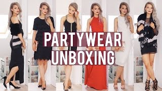 Subscribe and come back soon :) http://bit.ly/1lKoXdW It's nearly time for Christmas parties, so I've rounded up my favourite...