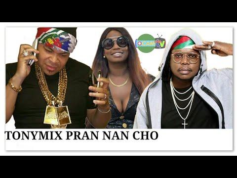 BIF - Tonymix VS Haitian Fresh akoz YON FANM (Full Live Video)