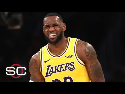 Stephen A.: The Lakers' season is over   SportsCenter