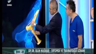 Op. Dr. Selim Muğrabi Doktorum Programında Topuk Dikeni Hakkında Bilgiler Veriyor