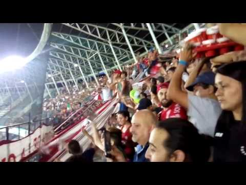 La Banda de La Quema en Racing. - La Banda de la Quema - Huracán