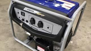 8. 2 WIRE AUTO START YAMAHA EF7200E PETROL GENERATOR