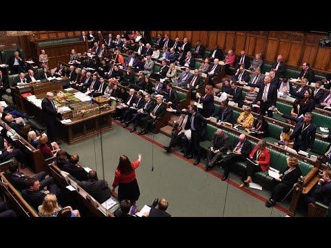 Πέρασε από τη Βουλή των Κοινοτήτων η δεύτερη ανάγνωση της νομοθεσίας για το Brexit…