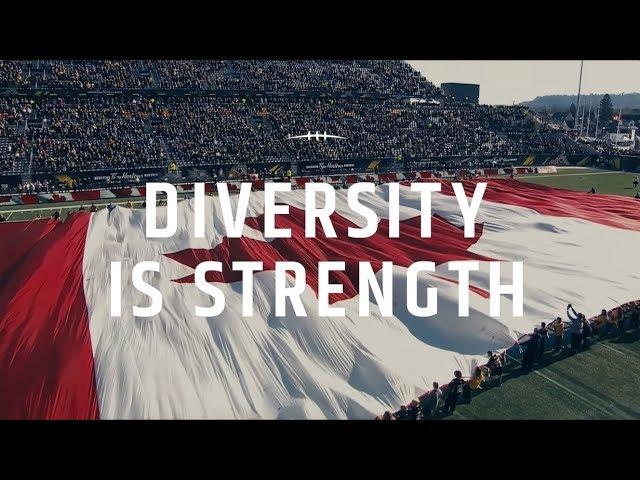 Diversity is Strength