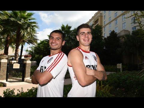 La primera pretemporada profesional para Andrade y Mor�n Correa