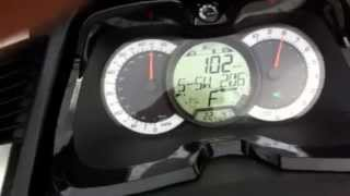 8. SEADOO GTX 260 TOP SPEED