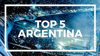 Argentine : les ultras et le football