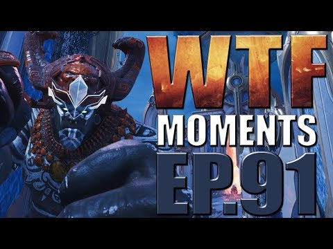 Paragon - WTF Moments - Ep.91