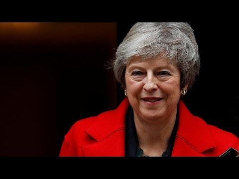 Μέι: Η επιλογή είναι σαφής: η δική μου συμφωνία, καμία συμφωνία ή όχι Brexit …