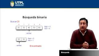UTPL BÚSQUEDA [(INFORMÁTICA)(ESTRUCTURA DE DATOS)]