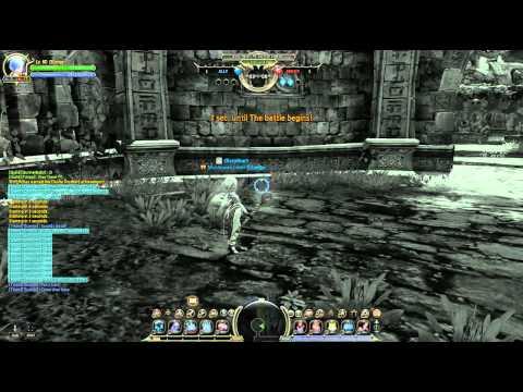 DNKR Elestra vs Soul eater (Kali) T4