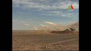 Gaïd Salah entame une visite de travail à la 5e Région militaire à Constantine