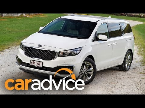 Kia Carnival review 2015 (MY 2016)