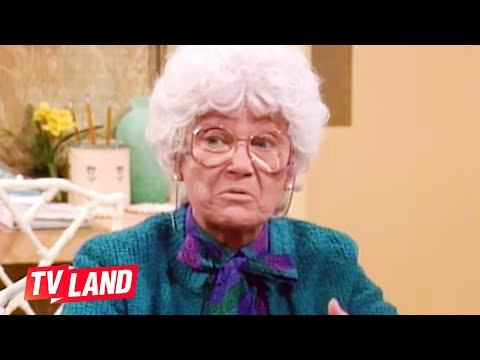 The Best of Sophia Petrillo (Compilation) | The Golden Girls | TV Land