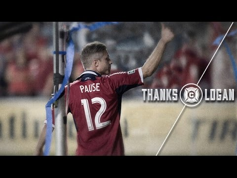 Video: #ThanksLogan: Fire past and present give their tributes to Logan Pause