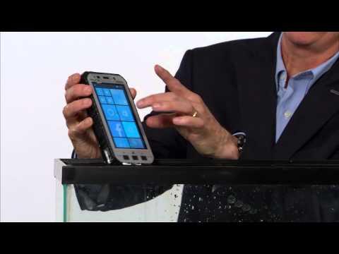 The Panasonic ToughPad FZ-E1