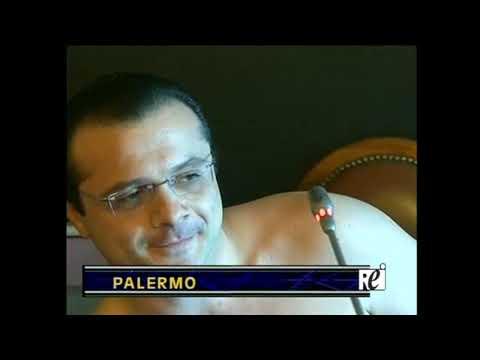 Elezioni Sicilia, quando Cateno De Luca si mise in mutande all'Ars видео