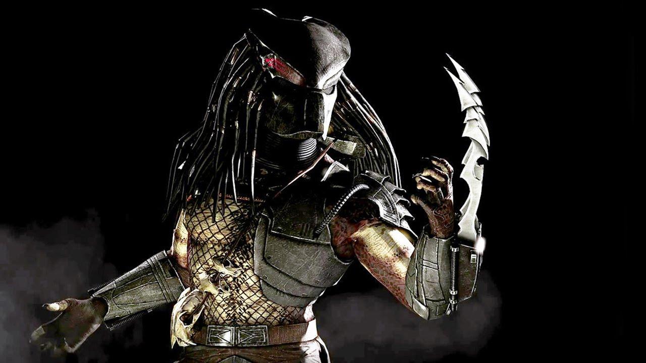 MORTAL KOMBAT X – Predator Teaser Trailer #VideoJuegos #Consolas