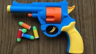 Video Toy Gun - Realistic 1:1 Scale .45 ACP Bulldog Revolver - Rubber Bullet Pistol Prop MP3, 3GP, MP4, WEBM, AVI, FLV Desember 2018
