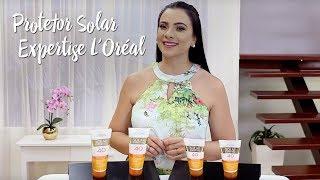 Protetor Solar Expertise L'Oréal
