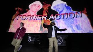 Former Action (Kite & Madoka) – D-PRIDE ライト級 オープニングショーケース