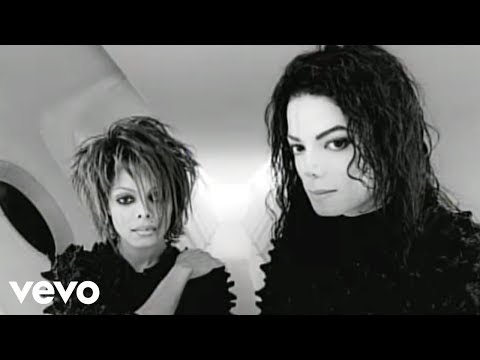 Michael & Janet Jackson - Scream