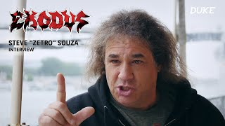 Exodus - Interview Steve