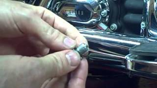 4. Motorcycle Repair: Changing the Transmission Fluid on a 2008 Harley Davidson Road Glide