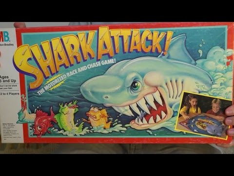 Board James: Shark Attack (Episode 18)